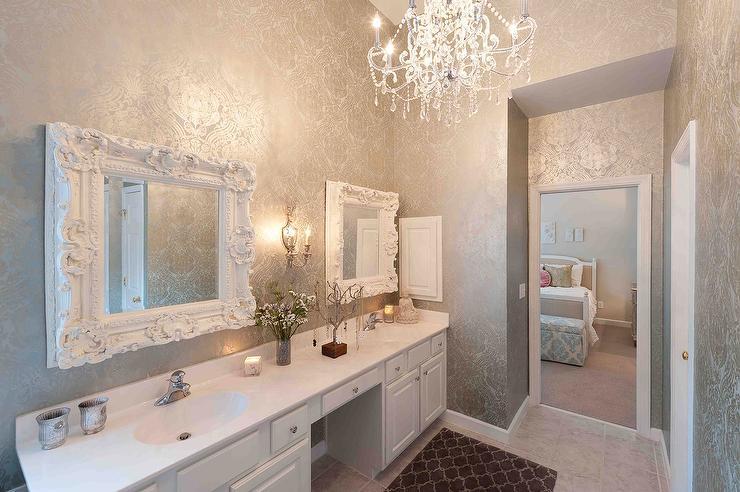 best sofa beds canada 2017 stanton dealers gray damask wallpaper - transitional bathroom heather ...