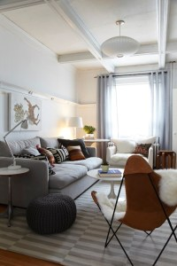 Ikea Stockholm Rand Rug - Contemporary - living room ...