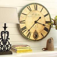 Sheffield Clock 30 inch | Ballard Designs