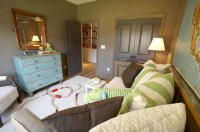 Taupe Paint - Contemporary - boy's room - Benjamin Moore ...