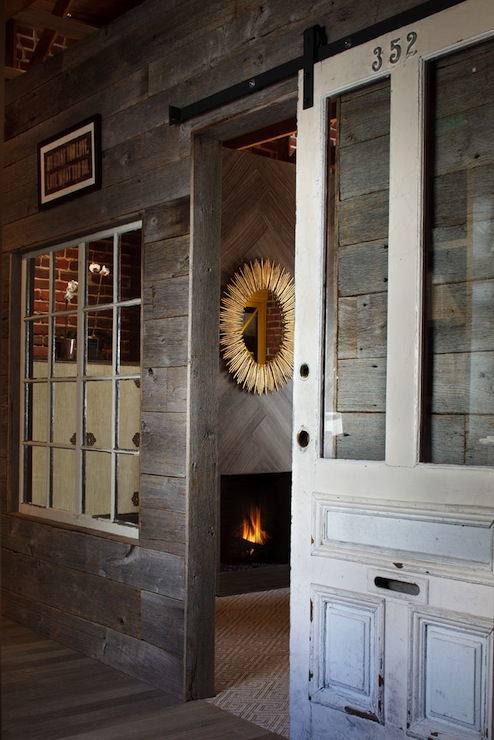 Sliding Barn Door Design Ideas