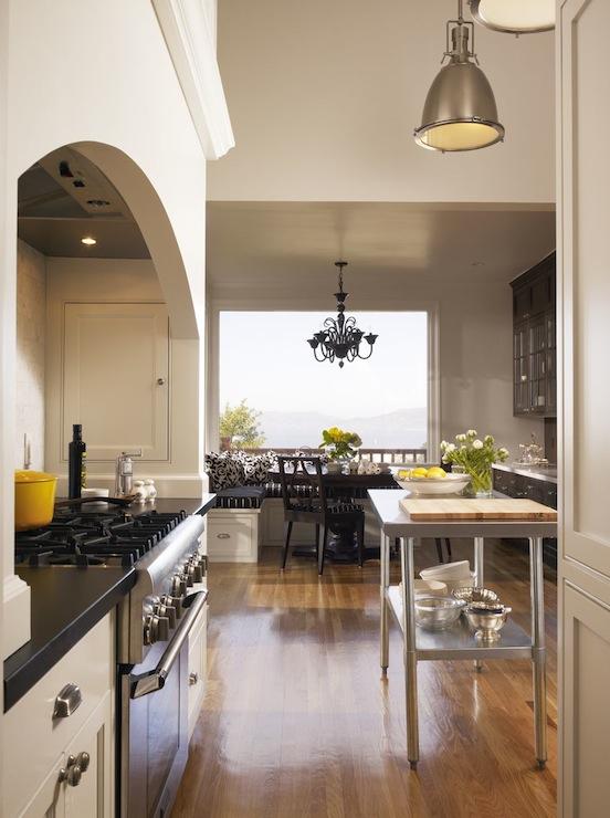 Paneled Kitchen Hood Design Ideas