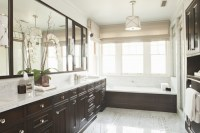 Elegant Master Bathroom - Traditional - bathroom - Tim Barber