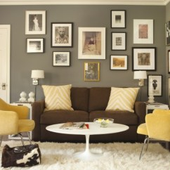 Yellow Chairs For Living Room Decor Grey And White Brown Contemporary Tim Barber
