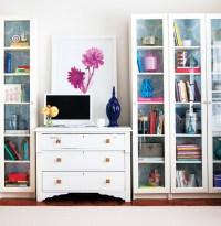 Living Room Bookcase Design Ideas