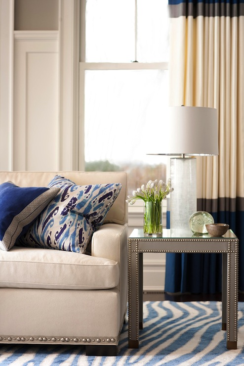 rolled arm sofa with nailhead trim stonehenge design ideas