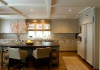 Tan Cabinets Design Ideas