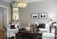 Swedish Living Room - French - living room - Skonahem