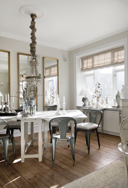farmhouse dining room chairs barber for sale white washed wood chandelier design ideas