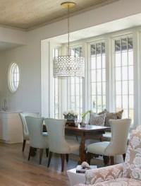 Oly Serena Drum Chandelier - Cottage - dining room ...