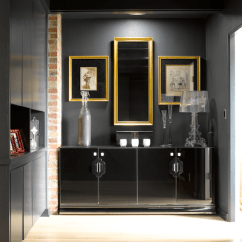 Gray Chevron Chair Jysk Christmas Covers Glossy Black Walls Design Ideas