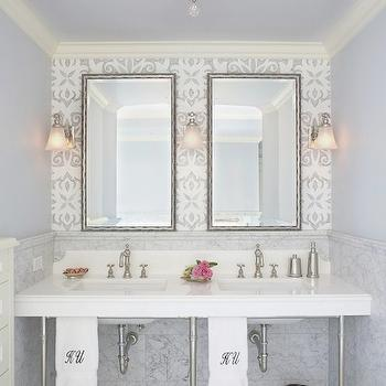 Lilac Bathrooms  Design decor photos pictures ideas