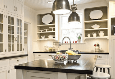 Beadboard Ceiling Cottage Kitchen Southern Living