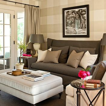 Taupe Living Room Walls  Design decor photos pictures