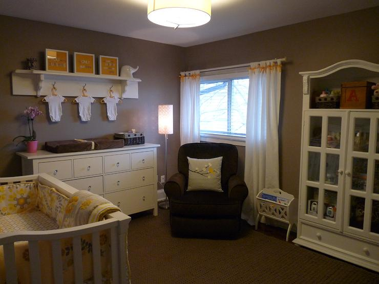 living room decor gray and yellow white sofa images nursery - benjamin moore ashley