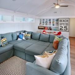 Small Sectional Sofa West Elm Corner Bed Under 300 Pit - Cottage Living Room Natalie Umbert