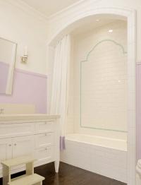 Bathtub Alcove - Contemporary - bathroom - Abbott Moon