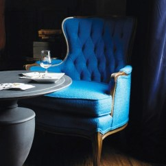 French Bergere Chair Cover Hire Price List Peacock Blue Curtains - Den/library/office York House