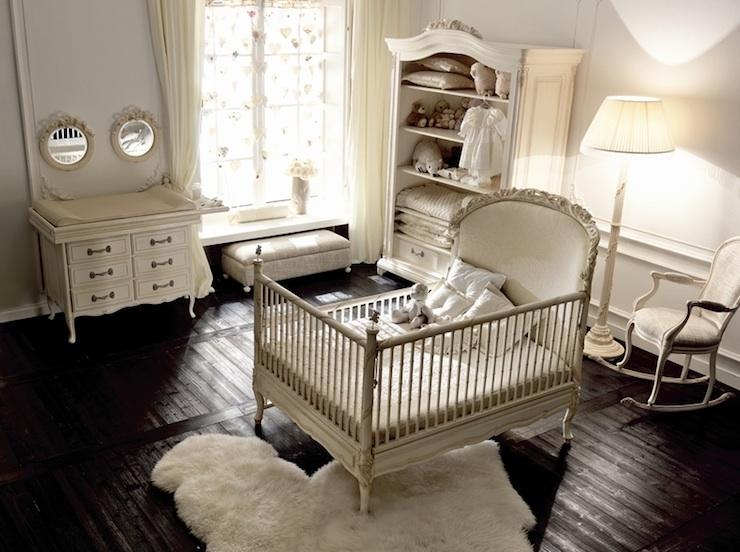 French Nursery Design  French  nursery  Savio Firmino