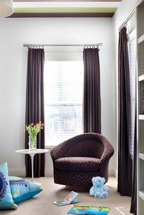Ikea Window Treatments  Contemporary Boys Room  Decor Demon