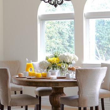 Image Result For Large Round Dining Room Table Sets
