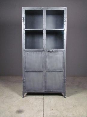 Tall Display Cabinet