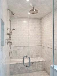 Calcutta Gold Marble - Transitional - bathroom - Papyrus ...