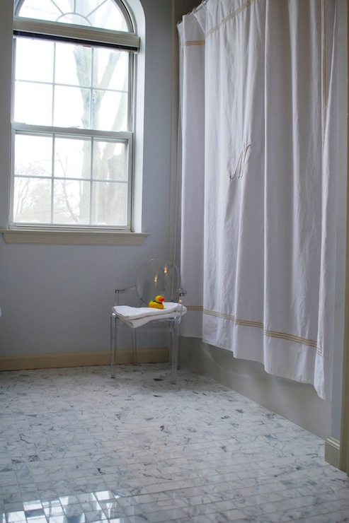 shower curtains monogrammed