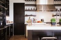 Espresso KItchen Cabinets - Contemporary - kitchen ...