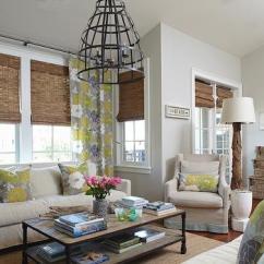 Linen Sofa Slipcover Flat Lc5 Bed White Seaside Living Room Design Ideas