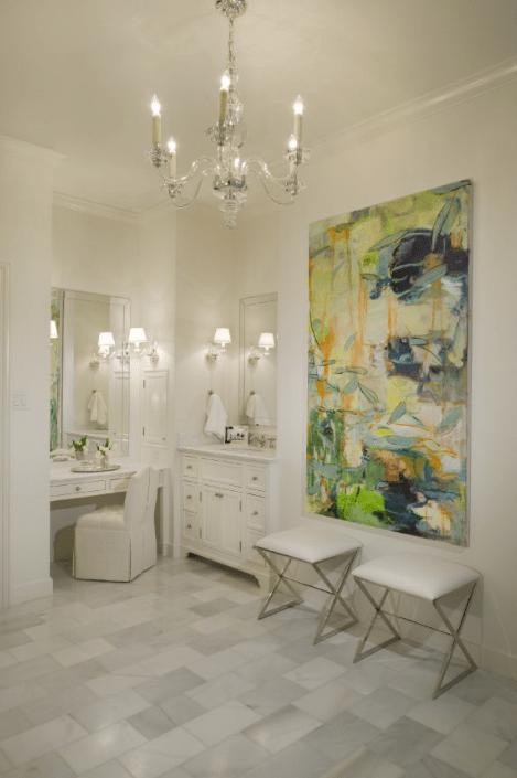 Bathroom Chandeliers Design Ideas