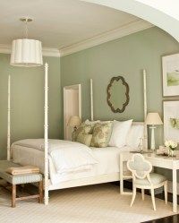 Sage Green Bedrooms Design Ideas