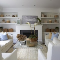 Living Room Fireplace Off Centered Green Paint Colours For Rooms Lucite Coffee Table - Contemporary Lynn ...