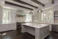 Gray Kitchen Cabinets - Contemporary - kitchen