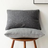 Sequins Felt Pillow Cover - west elm
