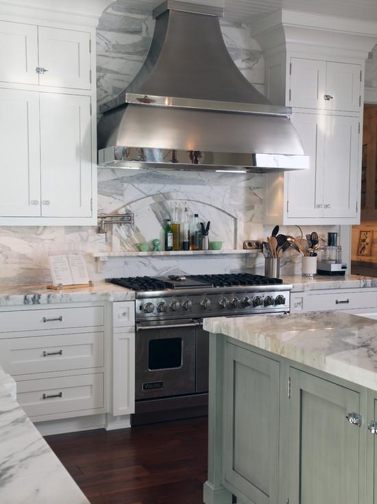 2 Tone Kitchen Transitional Kitchen Signature Woodwork