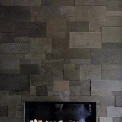 Gray And Yellow Accent Chair That Hangs From The Ceiling Modern Fireplace Shelves Design Ideas
