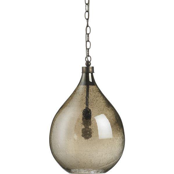 Teardrop Light Pendant