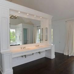Chair For Baby Shower Ergonomically Correct Luxurious Master Bathroom - Mediterranean Forest Studio