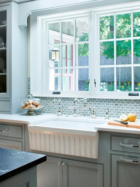 Blue Kitchen Cabinets Design Ideas