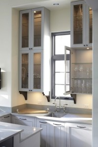 Light Gray Kitchen Cabinets - Contemporary - kitchen ...