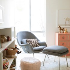 Chairs For Baby Room Air Chair Stand Gray Womb Eclectic Nursery The Brick House
