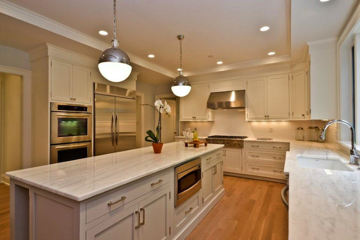 Kitchen Island Lighting Design Ideas