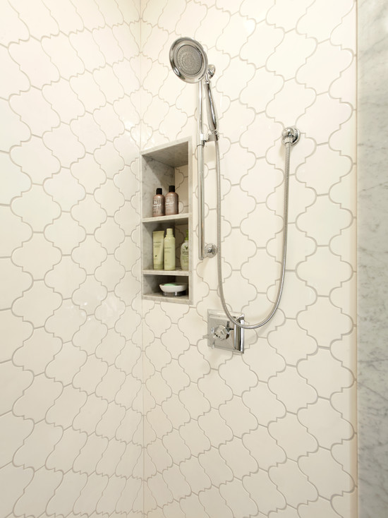 Ann Sacks Arabesque Tiles Design Ideas