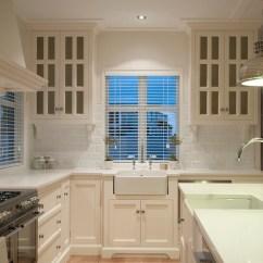 Beveled Subway Tile Kitchen Moen Pullout Faucet Cottage Paradise Building Development