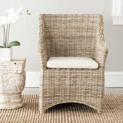 Overstock Arm Chair Staples Turcotte Luxura High Back Executive Brown Indoor Wicker Washed Out Wing Com