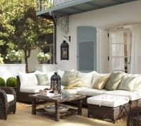 Woven Outdoor Furniture - Mediterranean - deck/patio ...