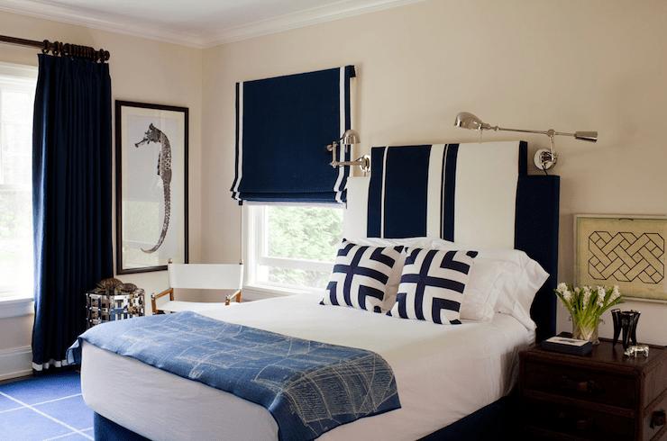 Nautical Boys Bedroom Cottage Boy's Room Phoebe Howard