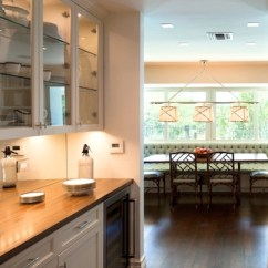 Kitchen Rugs For Hardwood Floors How To Build An Outdoor Mirrored Backsplash - Transitional ...