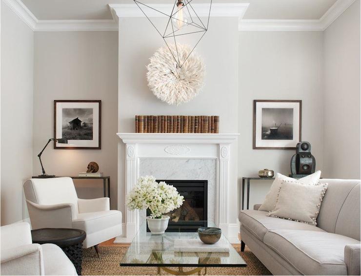 Fireplace Alcoves  Modern  living room  Wick Design